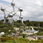 atomium en version miniature